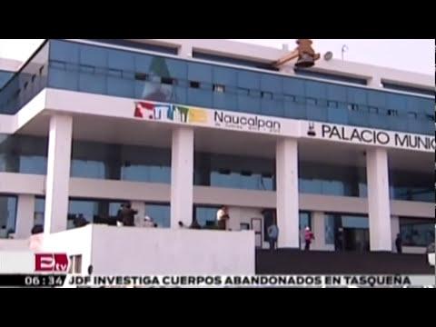 Policía de Naucalpan extorsiona en lugar de dar seguridad a los habitantes / Vianey Esquinca