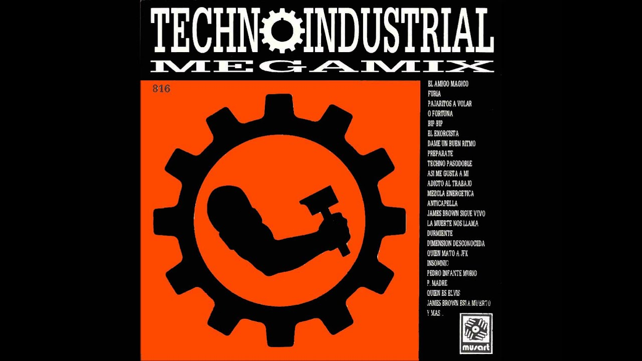 Techno industrial megamix youtube for 90s house hits