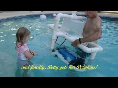 Pool Submarine!