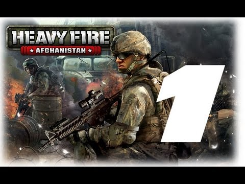 Let's Play Heavy Fire: Afghanistan - 01 - War Is Hell