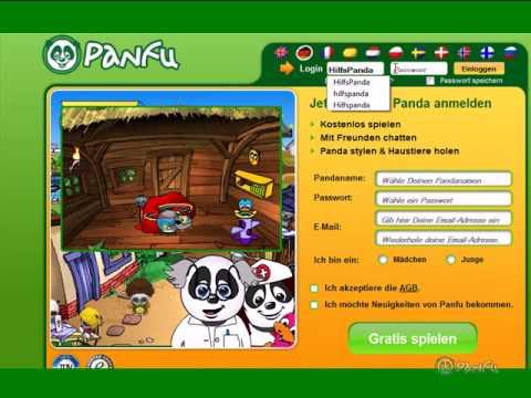 panfu login
