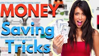 12 Tricks To Save Money