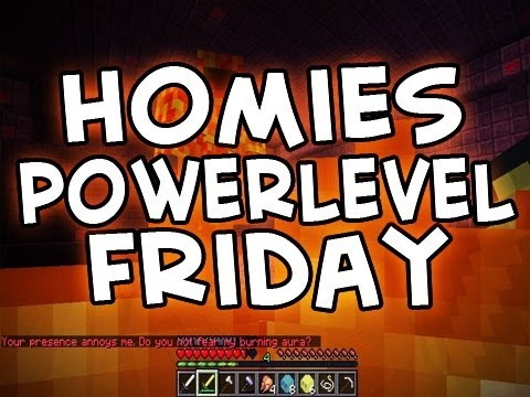 Homies Power Level Friday | Homiecraft | Ep.83 | Down with the Gods