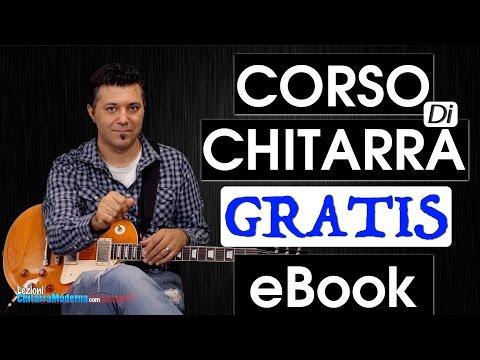 Lezioni di Chitarra: eBook Delle Scale Gratuito