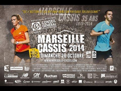 Courez Marseille-Cassis du bon pied !