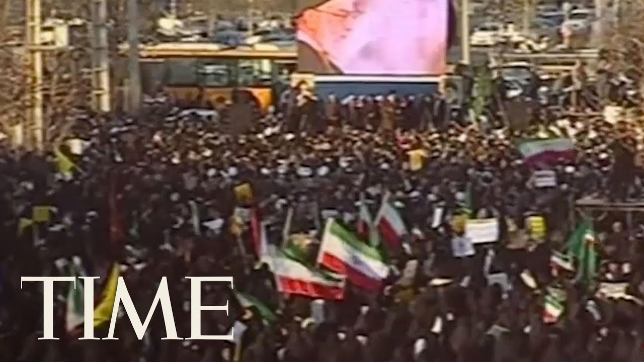 Pro-Regime Rallies Have Been Held In Iran As The Government Tries To Downplay Deadly Protests | TIME