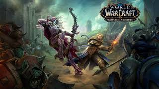 """World of Warcraft: Battle For Azeroth  - Main """"Theme"""""""
