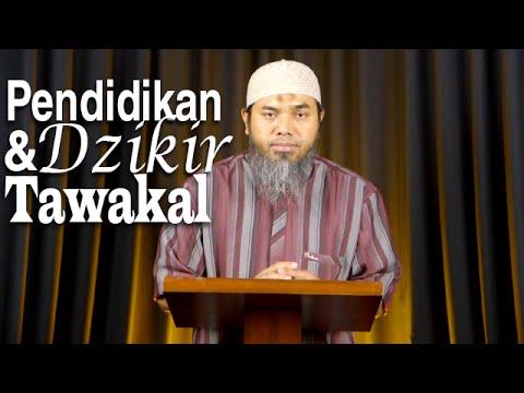 Serial Haji Dan Qurban 12: Pendidikan Dzikir Dan Tawakal - Ustadz Afifi Abdul Wadud