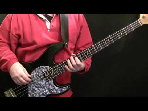Lesson Bass - Bass Chords Standard And Drop D Tuning