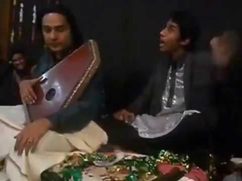 ustad shafqat ali khan and his son Faizan ali khan raaga madhwanti