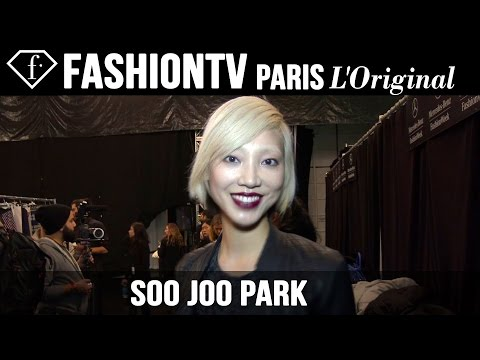 Soo Joo Park: My Look Today | Model Talk | Fashiontv video