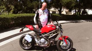 Show 10 - Part 2 - Ducati Monster 1100 EVO 20th