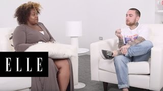Sexting Advice from Mac Miller | Rap Therapy | ELLE