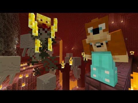 Minecraft Xbox Nether Again 192