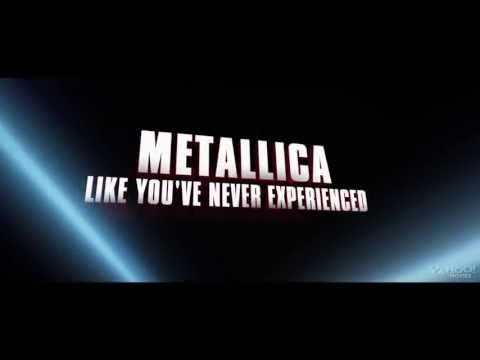 Theatrical Trailer  'Metallica Through The Never'  Full HD