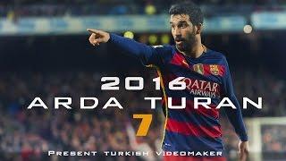 (3.43 MB) Arda Turan • Magical • Skills, Dribblings, Goals • 2016 • HDR Mp3