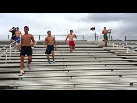 Forge Wrestling Preseason Conditioning