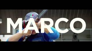Marco Innocenti - Argento nel Tiro a Volo a Rio 2016