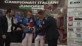 Raffa - Campionati Italiani Juniores M-F 2017 2 di 2