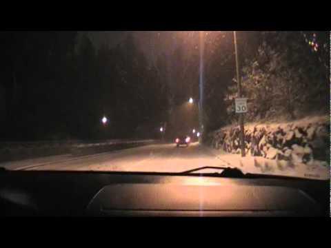 RAW Video: November Snow Storm Slamming Western Washington