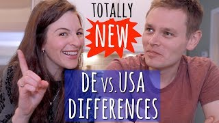 6 TOTALLY NEW Germany vs. USA Differences!!