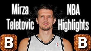 Mirza Teletovic Ultimate NBA Highlight Reel
