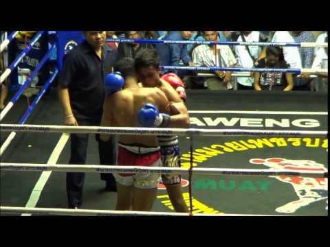#1 ranked Muay Thai Boxer in South Thailand: Jockeylek Rawai Muay Thai