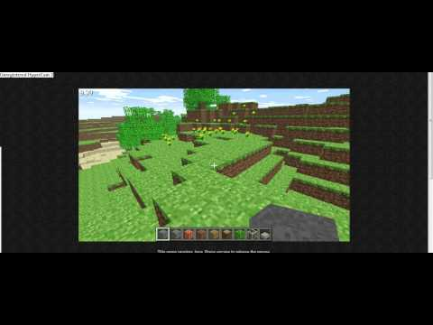 Minecraft ! [Free Game]  ~ No Download ~ Single Player !