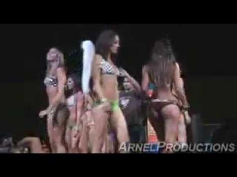 Sexy Models Fashion Show at Hot Import Nights Los Angeles 20 Video 2013