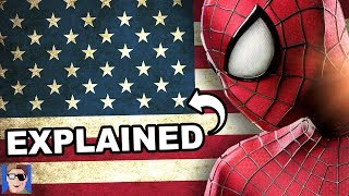 Spider Man And The American Flag Explained