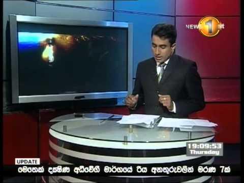 sirasa news 1st 25.04.2013 7 pm
