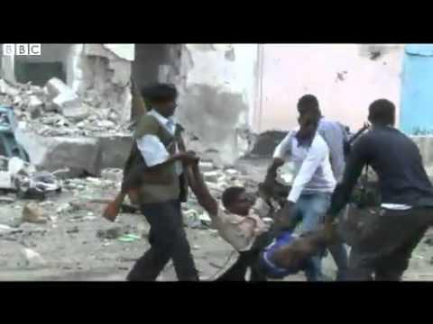 Somalia UN Office Attack By Al-Shabaab Kills 15