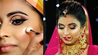 Indian BRIDAL Makeup - Episode 01 | दुल्हन MAKEUP सीखें | Step By Step Tutorial | #Anaysa