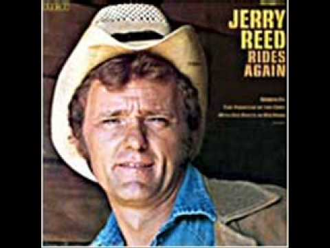 Jerry Reed - A Redneck in a Rock and Roll Bar