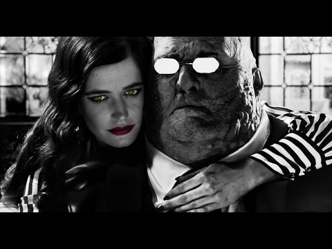 Sin City  A Dame To Kill For Official Trailer #1 2014   Joseph Gordon Levitt Movie HD
