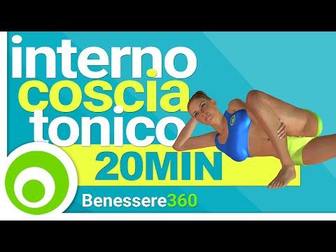 Coscia videolike for Interno coscia rassodare