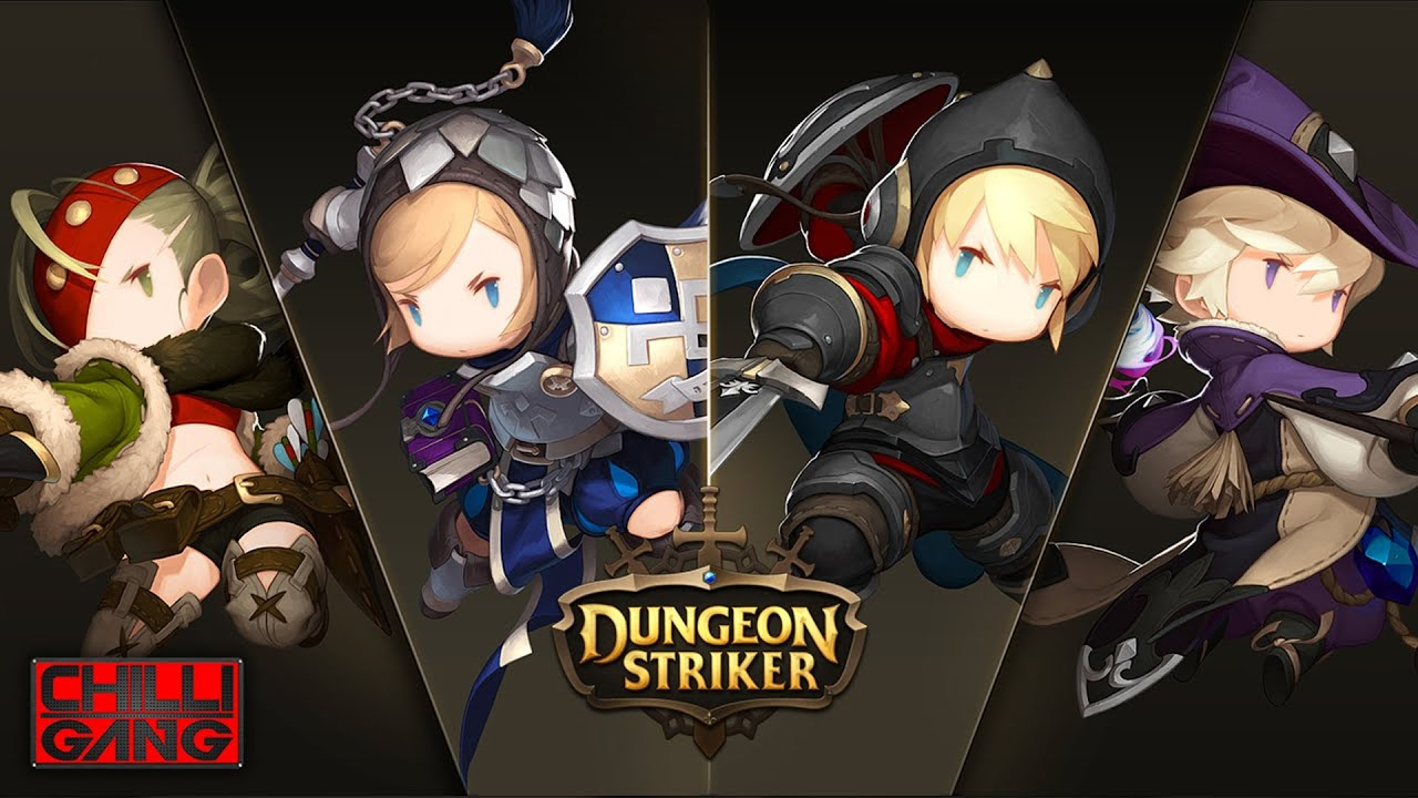 Dungeon Striker Wallpaper Dungeon Striker Final Stress