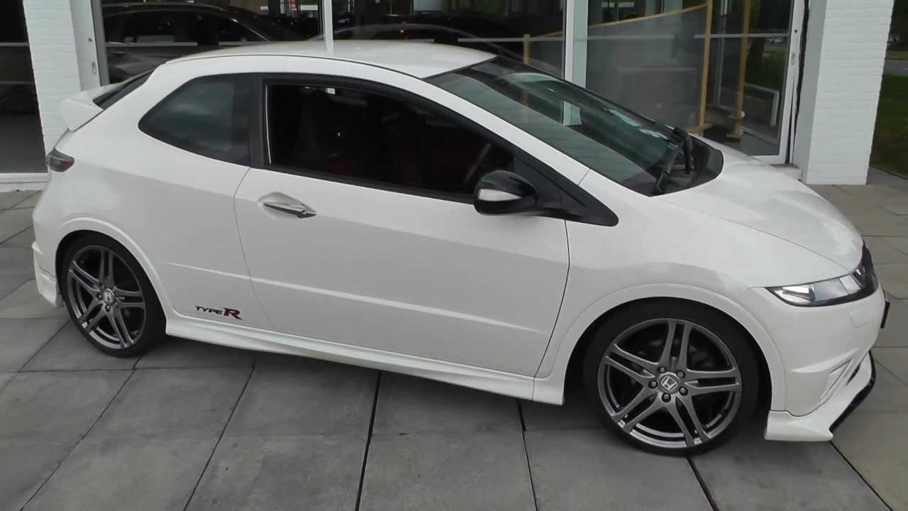 "2013 White Honda Civic >> Honda Civic, Mugen 200 Championship White Type-R, bespoke 19"" Rage Alloys video walkaround - YouTube"