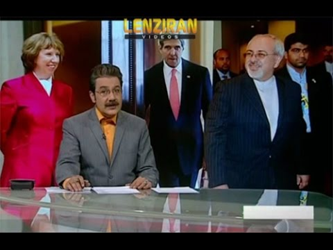 John Kerry , Catherine Ashton and Javad Zarif gathered in Austria