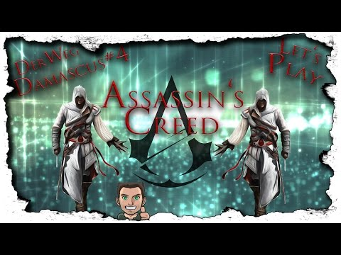 Assassin's Creed ► Weg nach Damascus #004[Gameplay/HD]