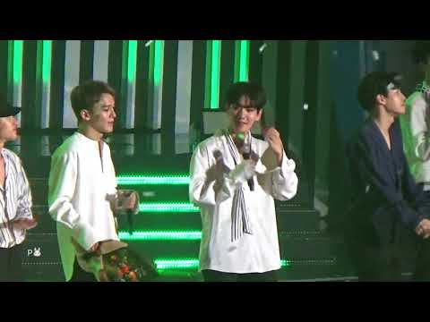170920 Soribada Awards - KoKoBop Encore (แพคฮยอน)