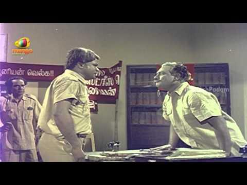 Enna Muthalali Soukkiyama Movie Scenes - Mr Radha Arguing With Vs Raghavan video