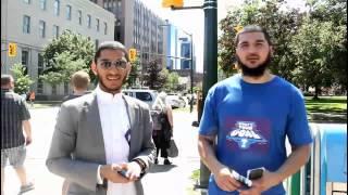 Global Dawah Day || London Canada || #GlobalDawahDay
