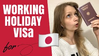 5 MUST KNOWS for WORKING HOLIDAY VISA !!!!! | Japan