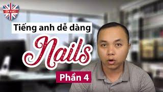 Tiếng Anh nghề Nails: 5 câu khách có thể hỏi bạn và cách trả lời  (PHẦN  1)