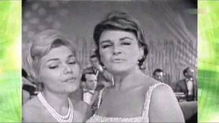 Gitta Lind & Christa Williams - My Happiness 1959