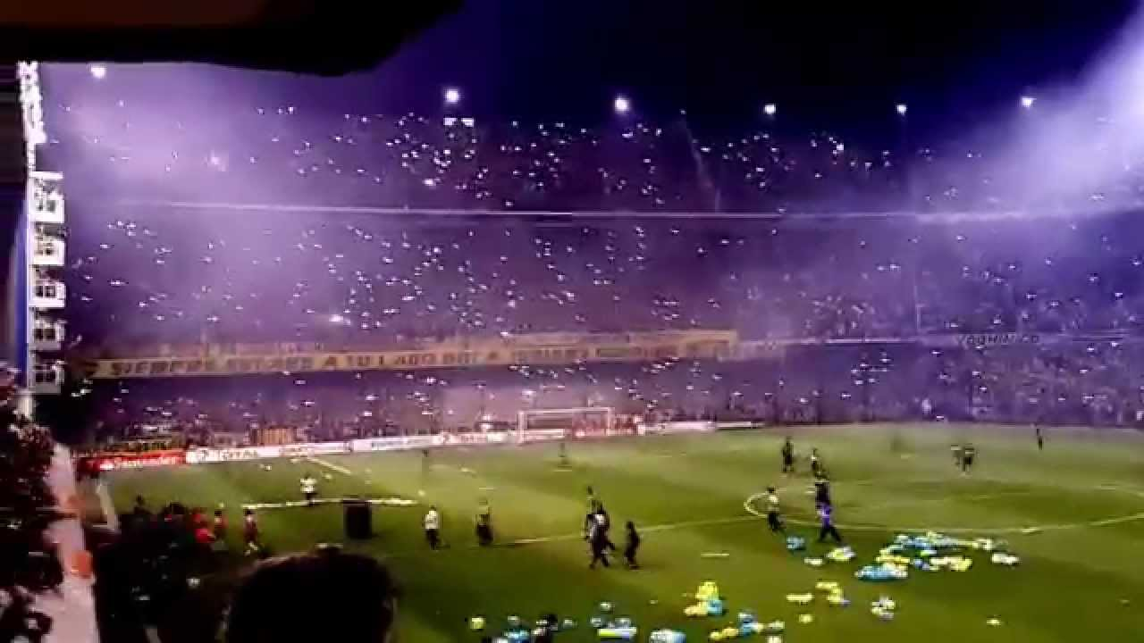 the most important sport event in the world boca vs river