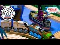 Thomas and Friends WOOD 2018 TABLE TRACK | Fun Toy Trains for Kids | Videos for Kids