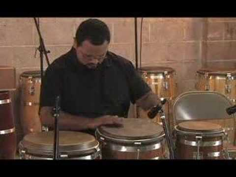 Isla Percussions - Rumba demonstration Video
