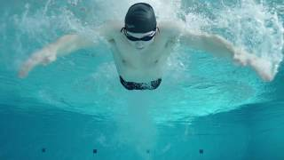 Butterfly Swimming Drills | The Triple Kick